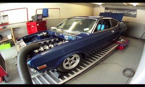 Mazda RX-4 gets insane custom 6-rotor rotary engine (video)