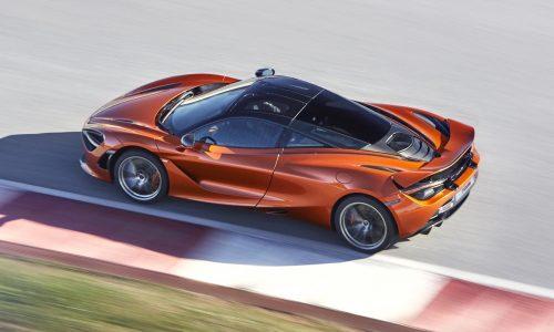 McLaren 720S unleashed at Geneva, debuts 530kW 4.0TT V8