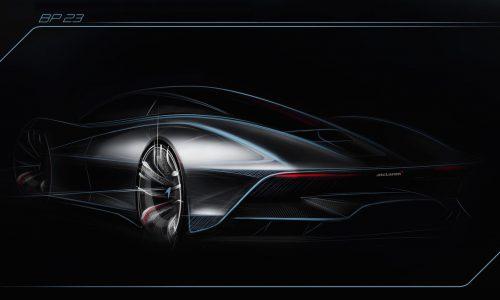 McLaren previews 'Hyper-GT' BP23 model, F1 successor