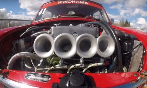 Mini Cooper S gets quad throttle-body conversion (video)