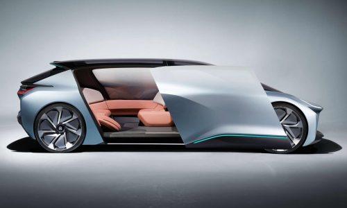 Nio EVE concept envisioned as autonomous vehicle for 2020