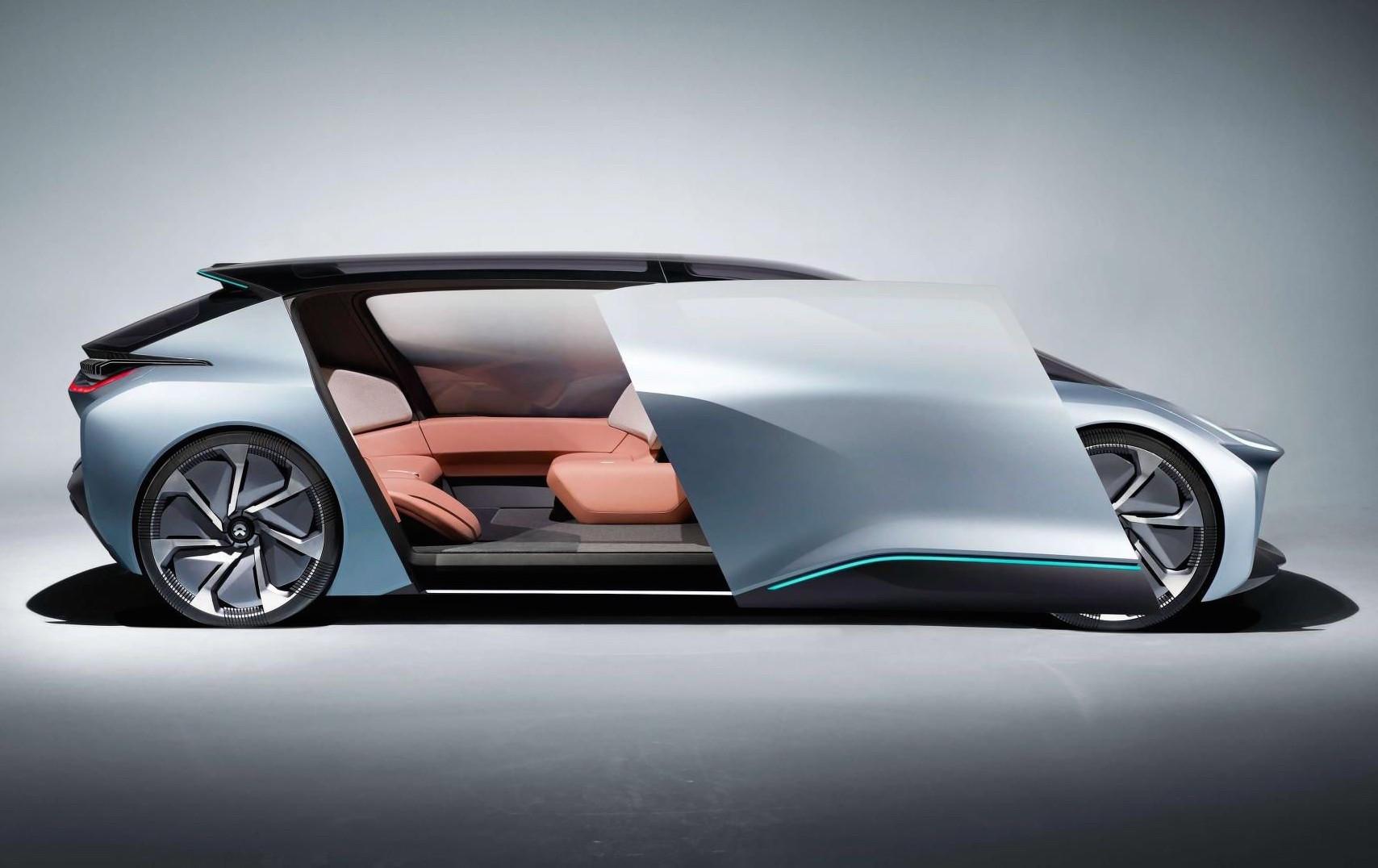 nio eve concept envisioned as autonomous vehicle for 2020. Black Bedroom Furniture Sets. Home Design Ideas