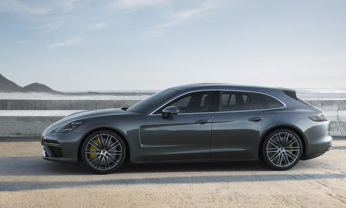 Porsche Panamera Sport Turismo revealed, arrives in Australia Q4