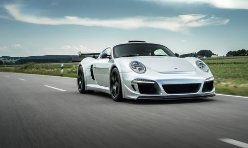 Ruf to debut all-new model at Geneva, inspired by CTR – report