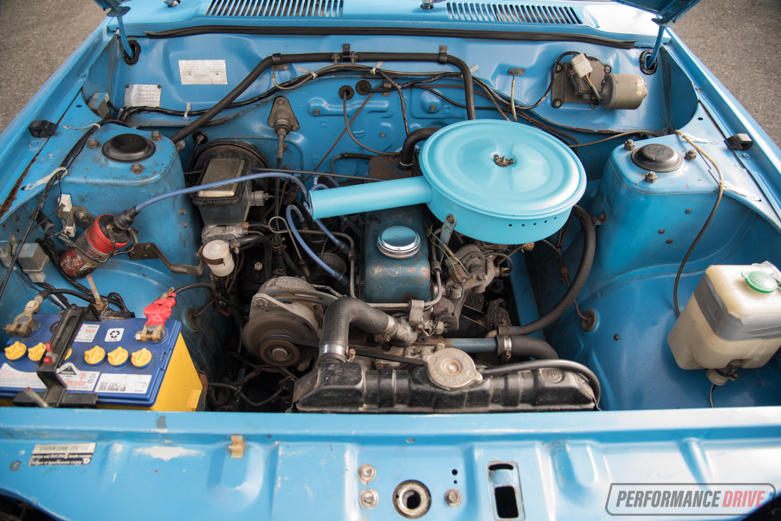 Video 1978 Datsun 120y 0 100km H Amp Engine Sound