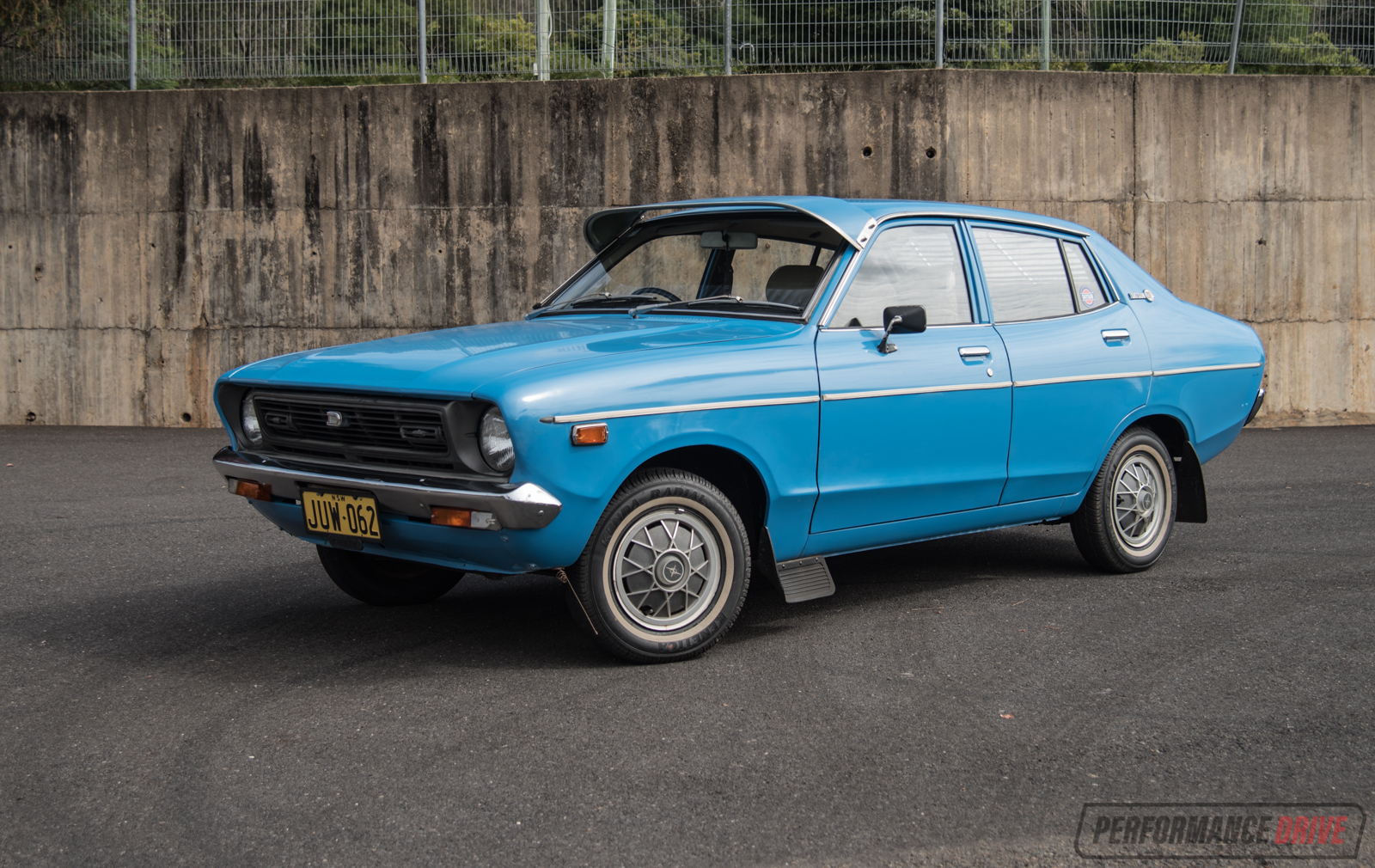 Video: 1978 Datsun 120Y 0-100km/h & engine sound ...