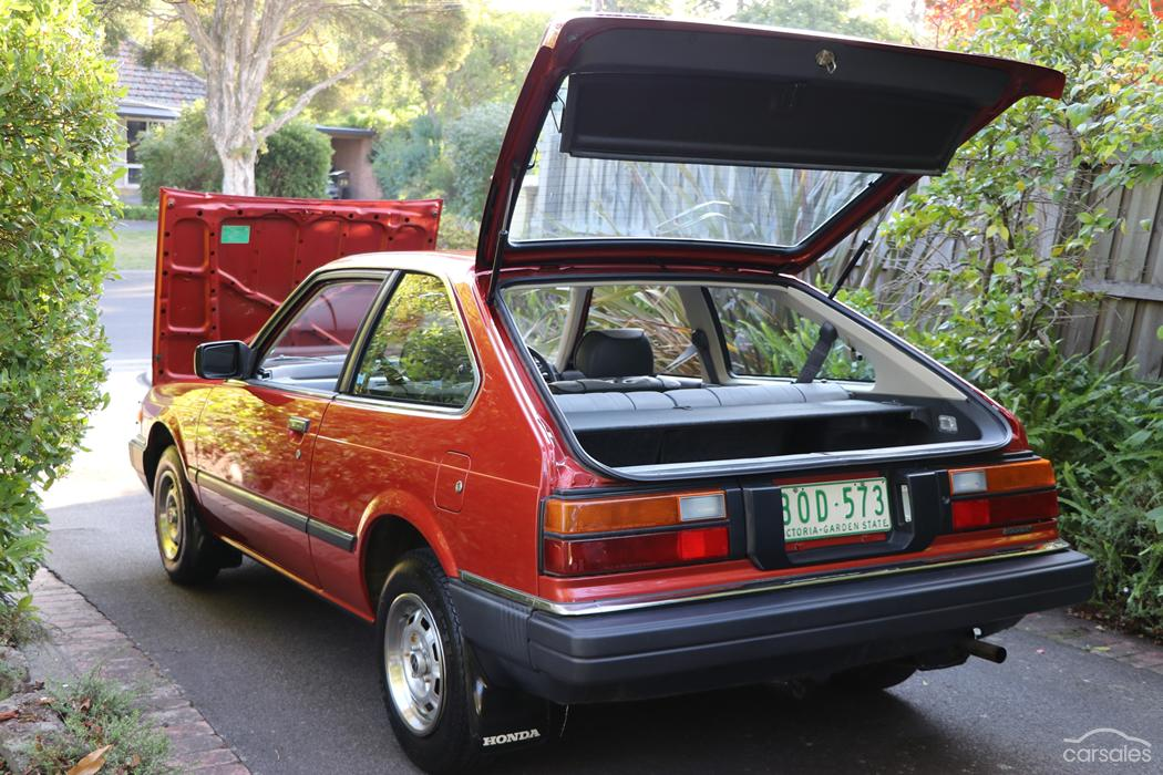 For Sale: Strangely appealing original 1982 Honda Accord | PerformanceDrive
