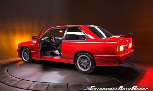 For Sale: Original 1990 BMW E30 M3 Sport Evolution, 1 of 600 built