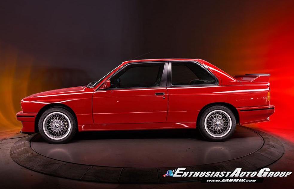For Sale Original 1990 Bmw E30 M3 Sport Evolution 1 Of