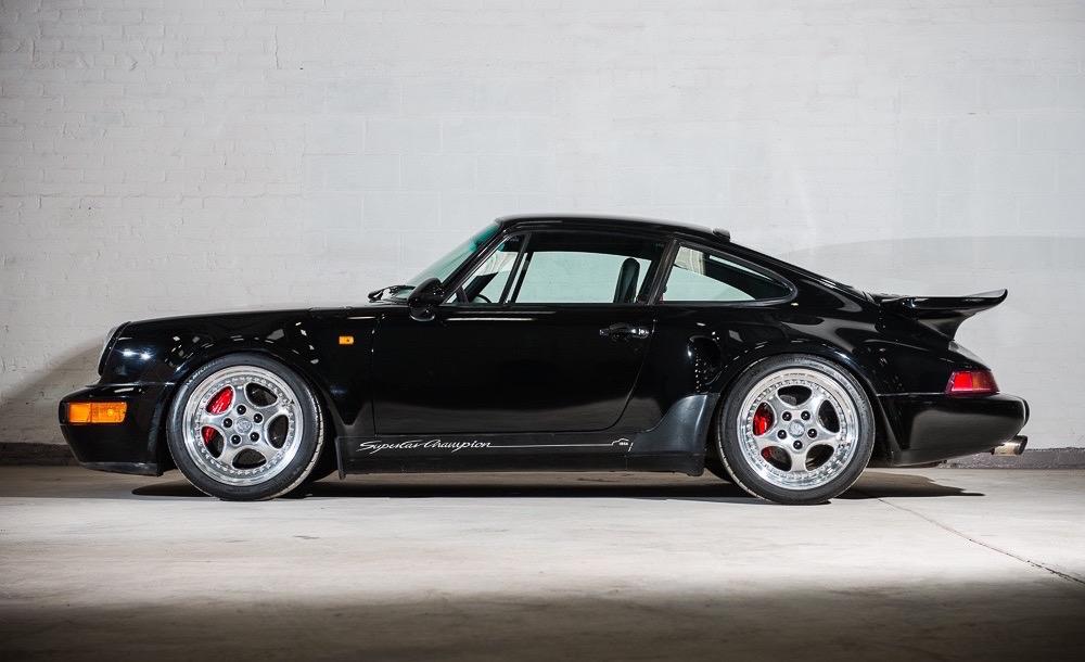 Jaguar F Type Interior >> For Sale: 1993 Porsche 911 Turbo S Leichtbau, 51 of 86 built | PerformanceDrive