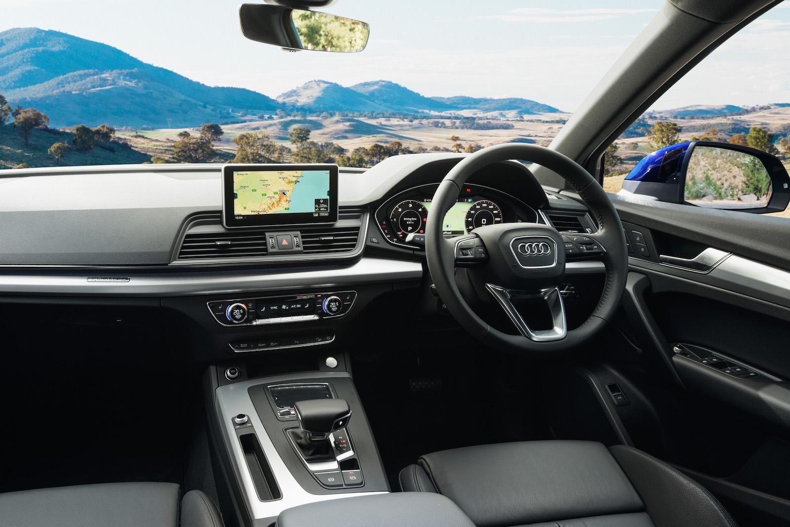 Audi q5 australia price