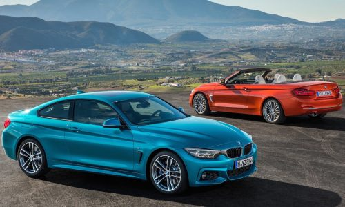 2017 BMW 4 Series LCI on sale in Australia from $69,900