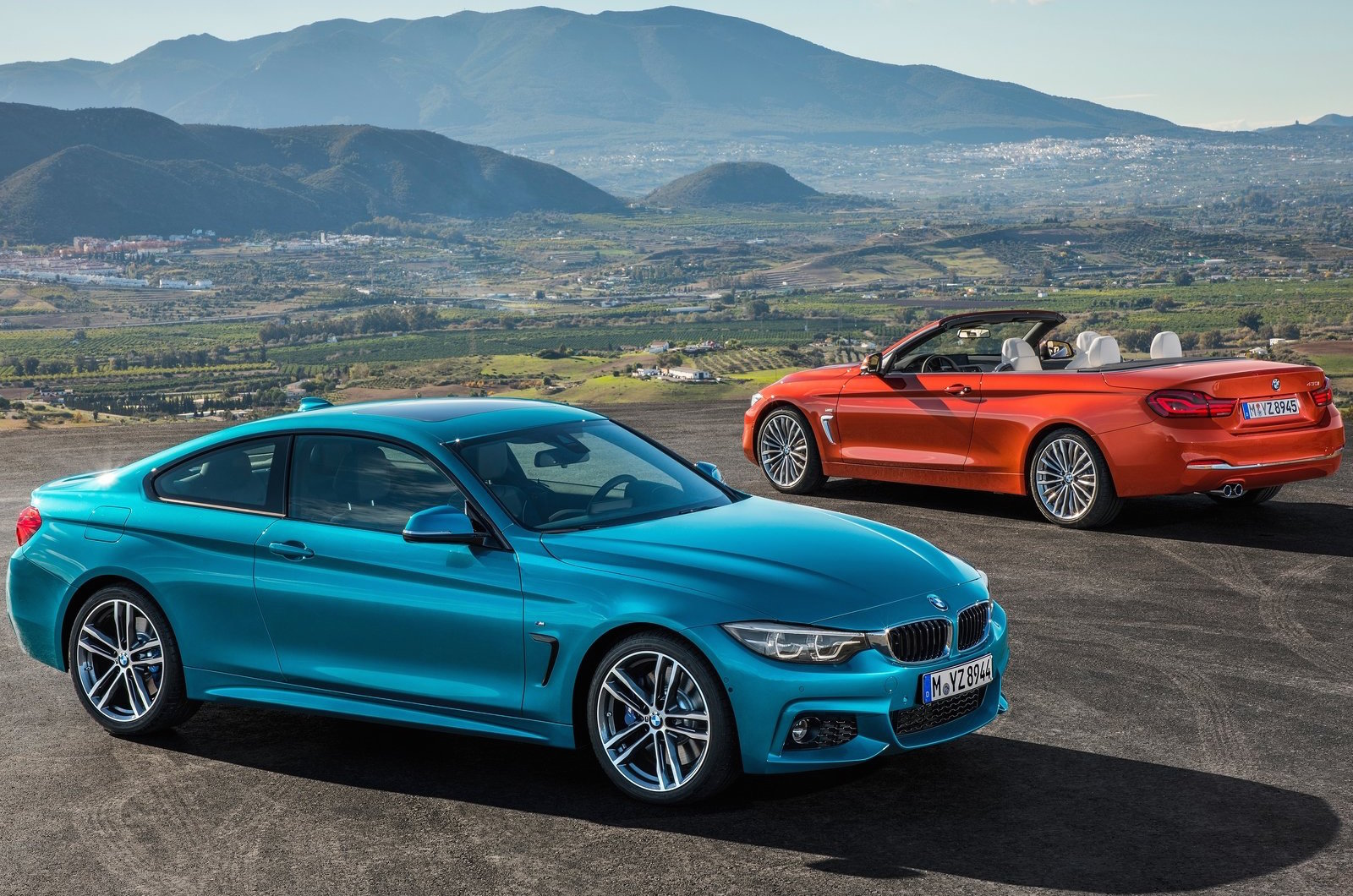 2017 bmw 4 series lci on sale in australia from 69 900. Black Bedroom Furniture Sets. Home Design Ideas