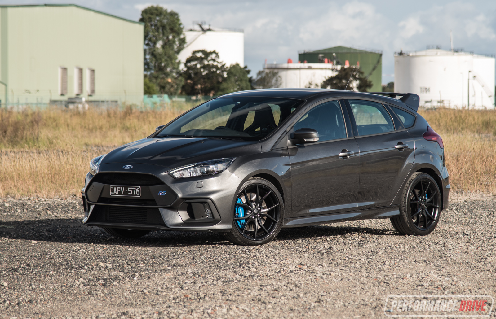 2017 Ford Focus Rs Review Video Performancedrive