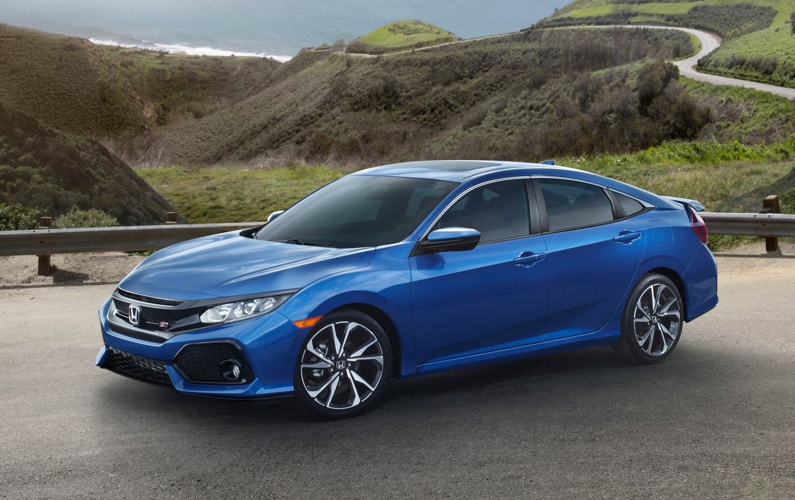 2018 Honda Civic Si Announced Gets 150kw Tune 1 5t Performancedrive