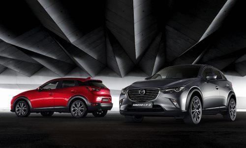 2017 Mazda CX-3 update gains G-Vectoring tech