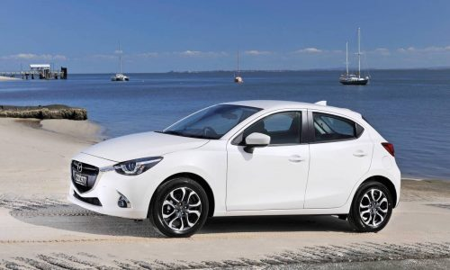 2017 Mazda2 update now on sale in Australia