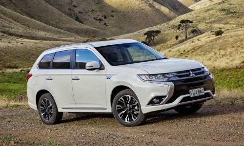 2017 Mitsubishi Outlander PHEV now on sale in Australia