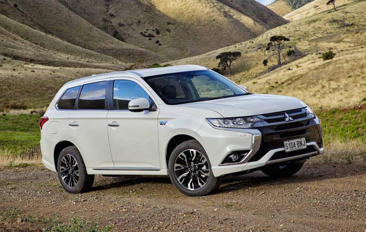 2017 Mitsubishi Outlander Phev Now On Sale In Australia Performancedrive