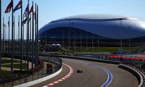 2017 Russian Formula 1 qualifying results UPDATE