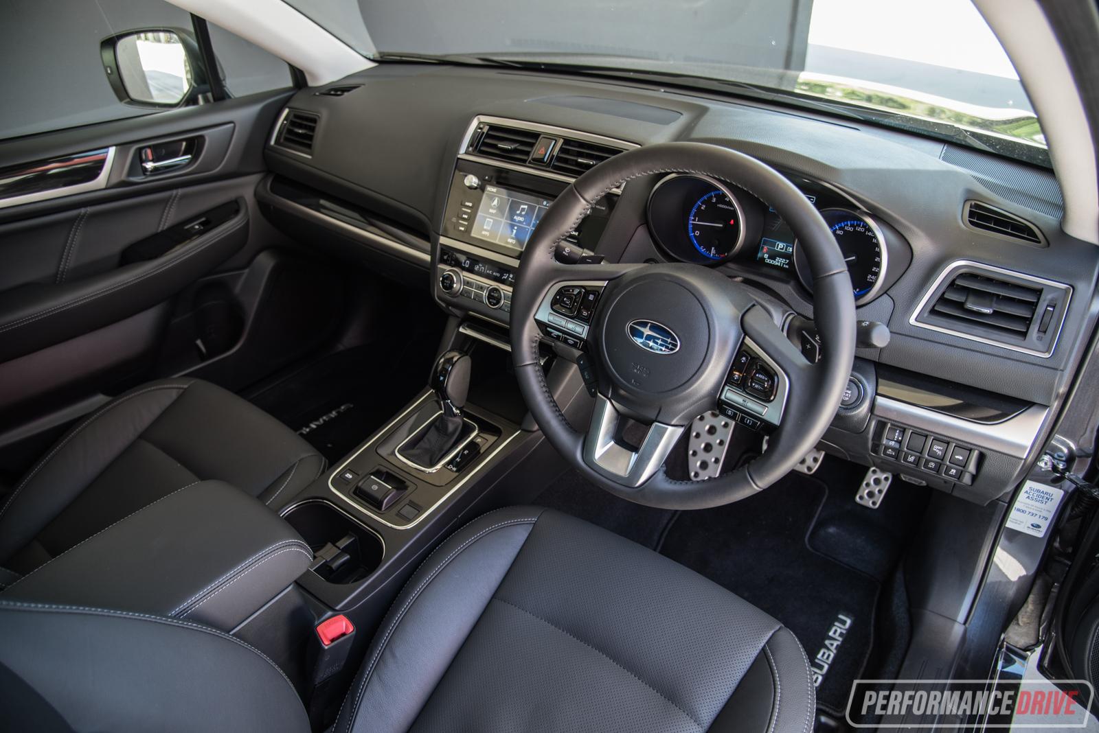 2017 Subaru Liberty 2 5i Premium Review Video