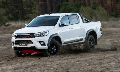Australian vehicle sales for March 2017 – HiLux storms ahead