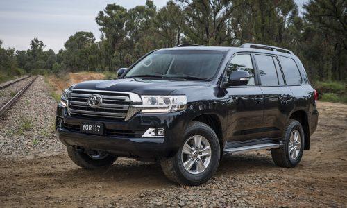 2017 Toyota LandCruiser Altitude special edition announced