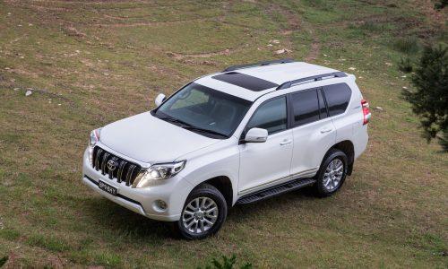 2017 Toyota Prado Altitude special edition on sale in Australia