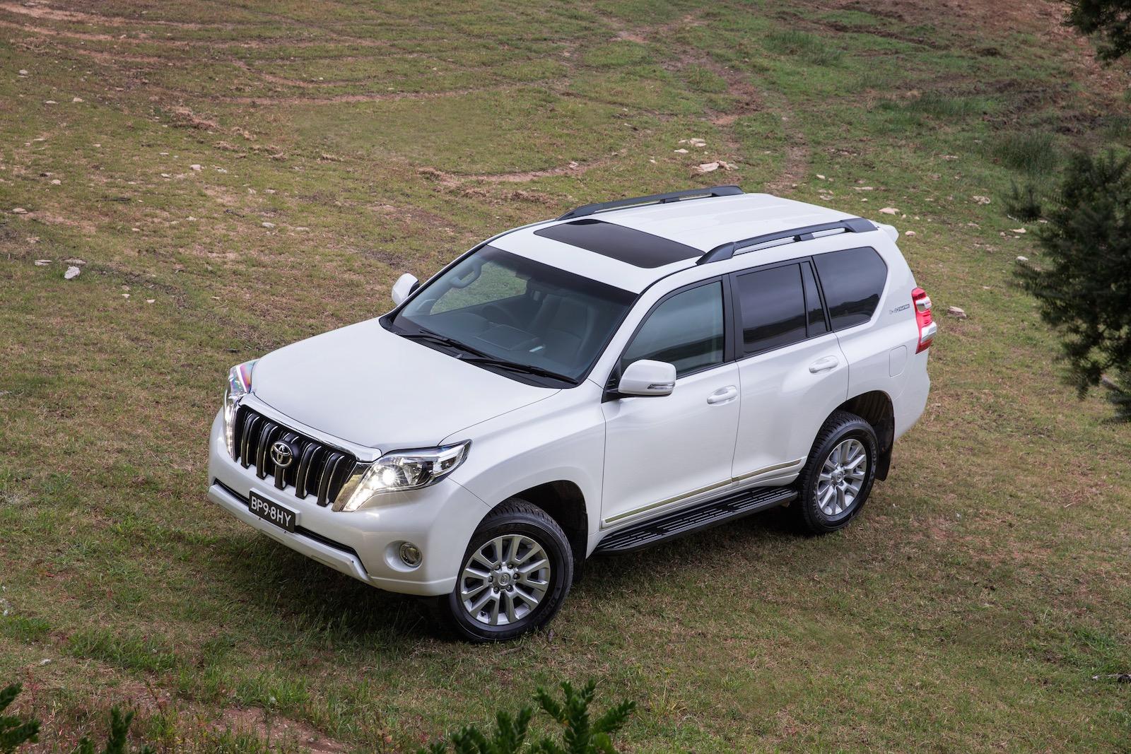 Suv For Sale Under 5000 >> 2017 Toyota Prado Altitude special edition on sale in Australia | PerformanceDrive
