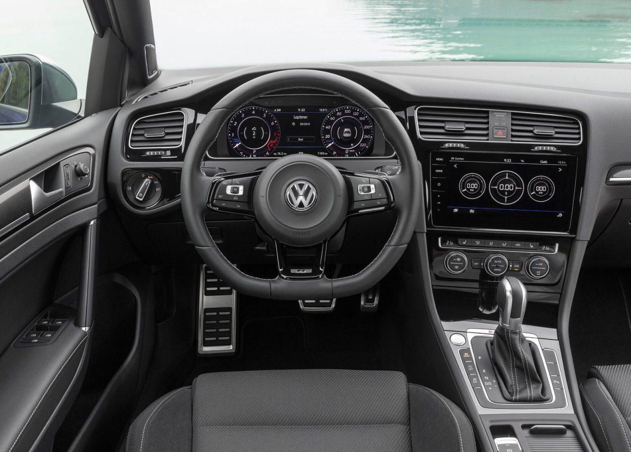 2017 Volkswagen Golf R Mk7 5 On Sale In Australia In August Performancedrive