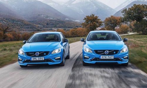 2017 Volvo S60 & V60 Polestar announced for Australia, 270kW 4CYL