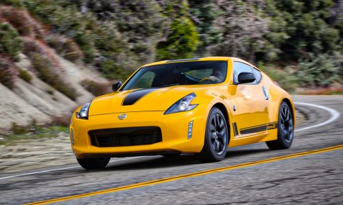 Nissan 370Z Heritage Edition celebrates Z car 50th anniversary, MY2018 confirmed