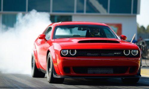 Hennessey plans monster tune for Dodge Challenger SRT Demon
