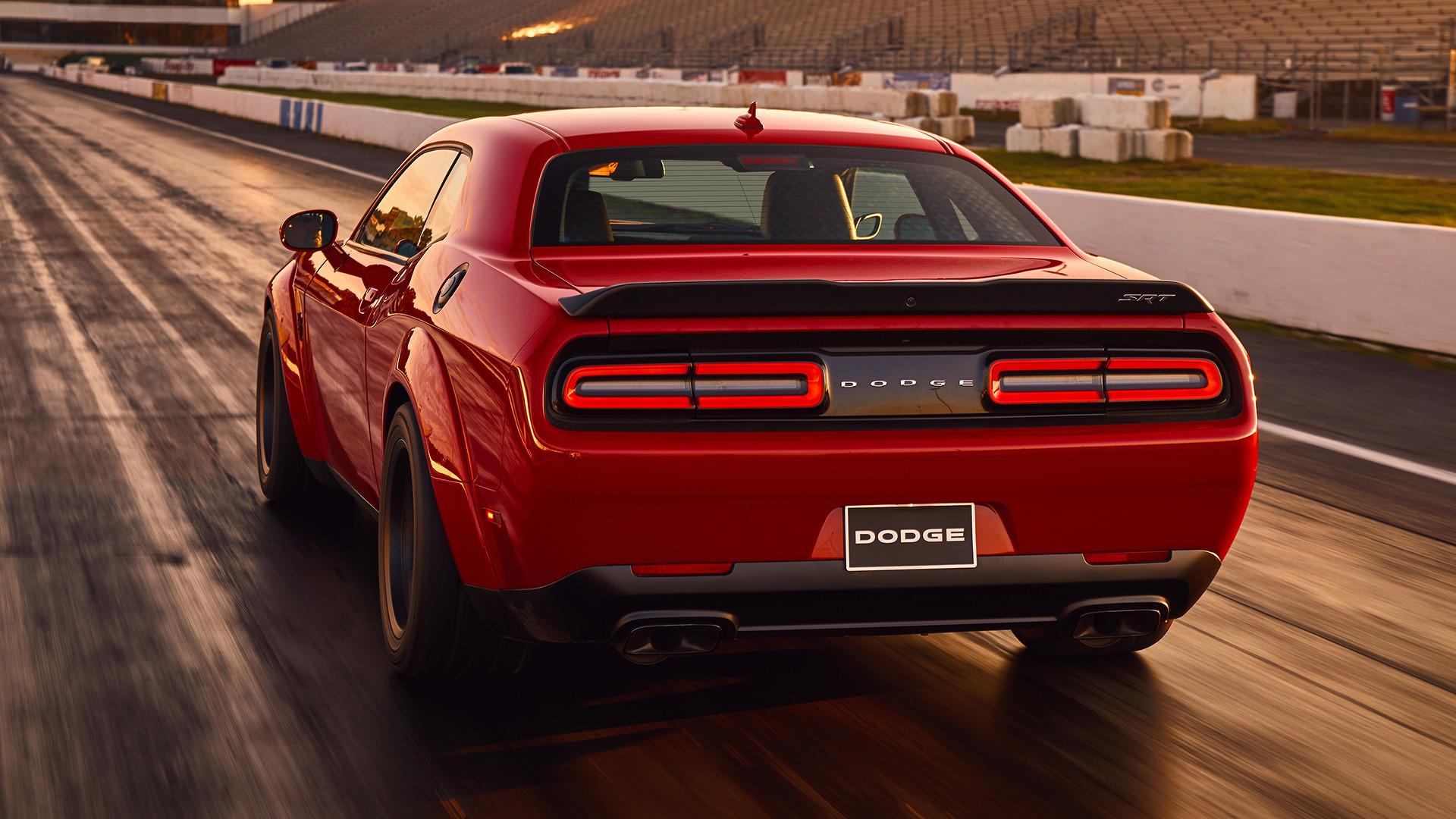 Dodge Challenger Srt Demon Officially Revealed Video