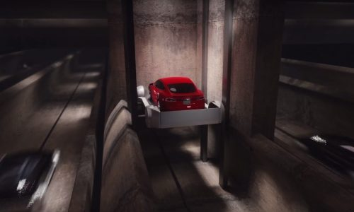 Elon Musk envisions 'The Boring Company' tunnel system (video)