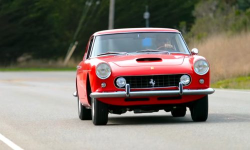 Ferrari 250 GTE with Chev V8 is sure to stir controversy (video)