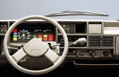 Fiat Ducato Column Shift on Mazda 3 Manual Transmission