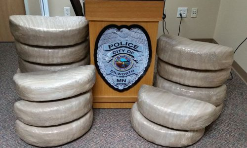 New Ford Fusions used to cart 500kg of drugs from Mexico to U.S.