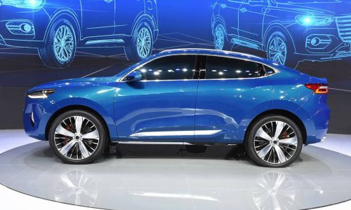 Haval HB-03 concept joins the crossover coupe clique