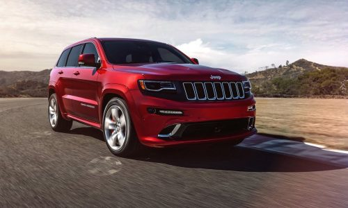 Jeep Grand Cherokee Hellcat confirmed for New York show