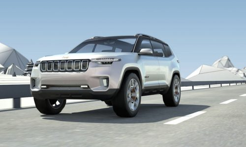 Jeep Yuntu concept potentially previews new 3-row-seat SUV
