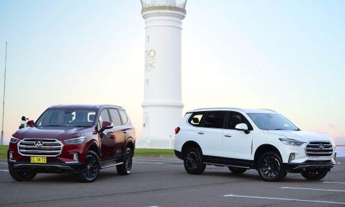 LDV D90 makes global debut in Australia, new 7-seat SUV