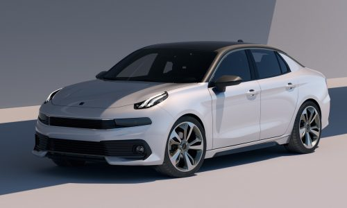 Lynk & Co reveals 03 concept, previewing new sedan