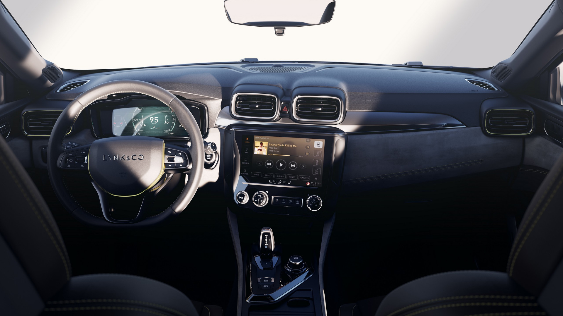Lynk And Co Interior