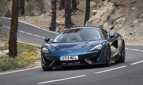 McLaren considering four-seat 2+2 GT car – report
