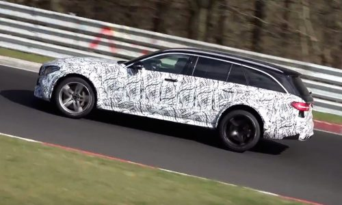 Mercedes-AMG E 63 All-Terrain confirmed, prototype spotted (video)