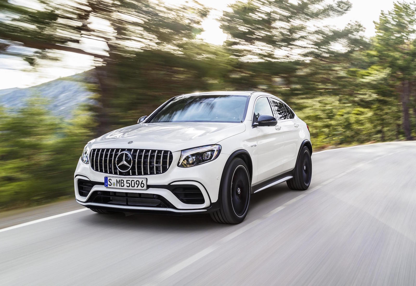Mercedes-AMG GLC 63 revealed; most powerful SUV in the ...