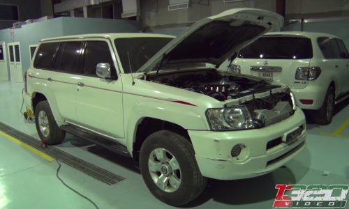 Nissan Patrol gets quad-turbo V8, insane 3000hp (video)