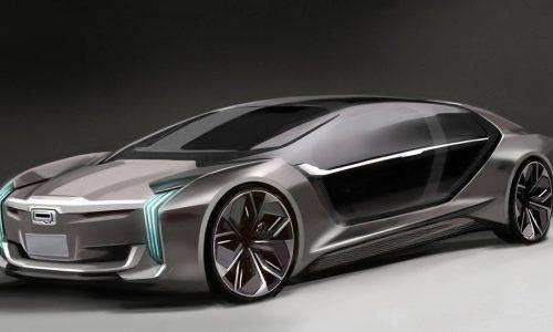 Qoros K-EV Concept surfaces, features Koenigsegg tech