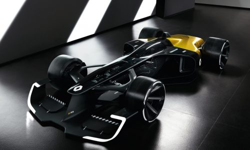Renault RS envisions 2027 Formula One car